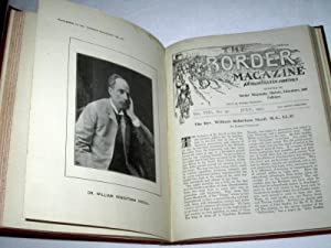 The Border Magazine, An Illustrated Monthly, Volume VIII, 1903 January to December, Devoted to ...