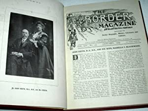 The Border Magazine, An Illustrated Monthly, Volume XIV, 1909 January to December, Devoted to ...