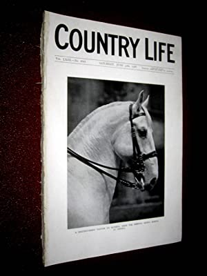 Country Life. No 1641 30 June 1928, Olympia Horse Show, Clover Top Dairy Farm Welwyn, All Souls ...