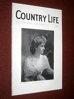 Country Life Magazine No. 486, 28th April 1906. Lady Hugh Grosvenor, The Villa Medici Rome, The ...