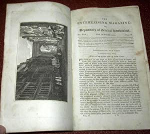 The Entertaining Magazine, or, Repository of General Knowledge.1814 October. The Gate of St Denis ...