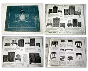 Chippendale's Workshops, Direct from the Workshops to You, ( Furniture Catalogue.)