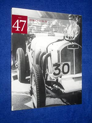 A Sale of Benz, Mercedes, Mercedes-Benz and Other Important Motor Cars and Automobilia, 20 April ...