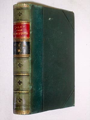 Tales from Blackwood. New Series. Vol III.: Various.