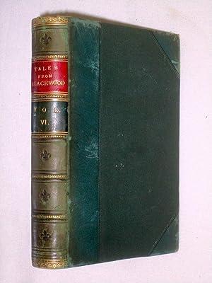 Tales from Blackwood. New Series. Vol VI.: Various.