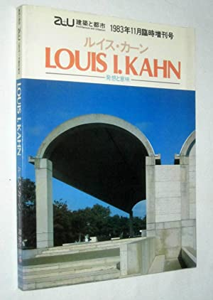 Louis I. Kahn, Conception and Meaning, Architecture: Kahn, Louis I.