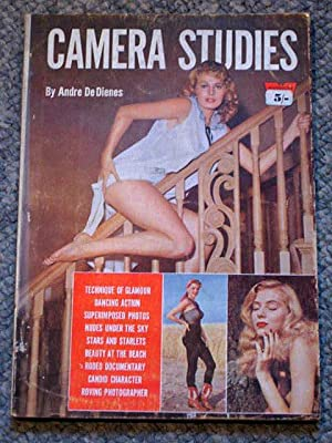 A Whitestone Book 22. CAMERA STUDIES.: DE DIENES, ANDRE. HOBAN, TANA. BLANCHE, WIL. RELANG. GOWLAND...