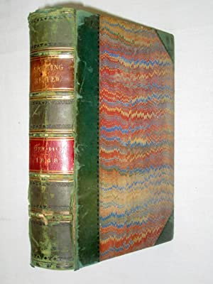 """The Sporting Magazine, Vol IX , July to Dec 1848 + The Turf Register 1848. """"By Command Under ..."""