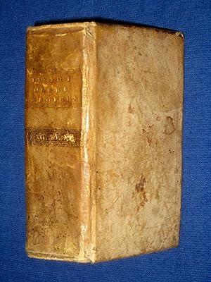 Dell Apoplessia ed Idropisia, e della Colica Saturnina. (1778), + La Venere Fisica, Parte 1 & 2...