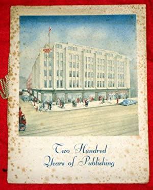 Two Hundred Years of Publishing. Epworth House Opened March 1939. Methodist Publishing.