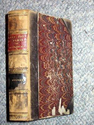 The Last Days of Pompeii + PAUSANIAS,: Lytton, Lord Edward