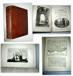 The Antiquities of England and Wales Vol V. New Edition, Shropshire, Somerset, Staffordshire, ...