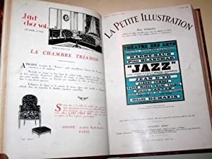 La Petite Illustration, Theatre Nos 179,180,181,182,183,184,186,187,188,189.190,191,192,194,195. ...