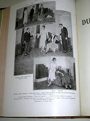 La Petite Illustration, Theatre Nos 244 to 259 Complet. Revue hebdomadaire publiant les pieces ...