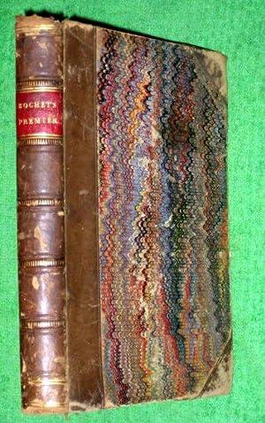 Premier Livre des Enfants, Alphabet et Lectures Choisies pour Premier Age, Illustre d'un ...