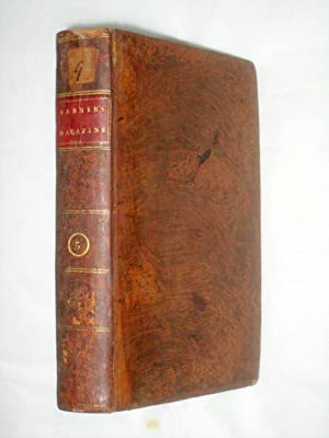 The Farmer's Magazine. Vol V. 1804. A Periodical Work, Exclusively Devoted to Agriculture, and...