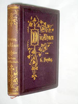 Die Ahnen, 6 Volume Set. Ingo und Igraban, Das Nest der Zaunkonige, Bruder vom Deutschen Hause, ...