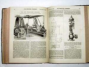 The Practical Engineer. Volume III. January to December, 1889. ( Weekly Magazine.)