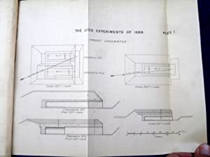 The Lydd Experiments of 1889. Paper III from 1890 Professional Papers of the Corps of Royal ...