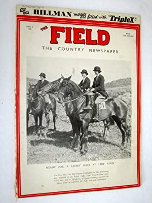 The Field, The Country Newspaper, 8 April 1933, Magazine. North Auckland, Milk Marketing Proposals,...