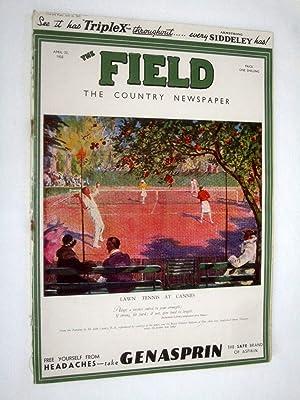 The Field, The Country Newspaper, 22 April 1933, Magazine. Lake Balaton Hungary Heronry, A. P. F. ...