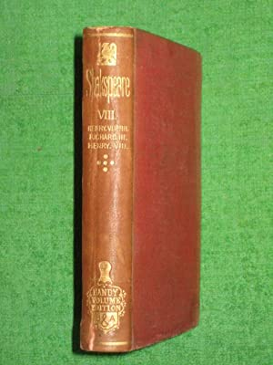 Shakspeare, The Handy Volume Vol VIII (8): Shakespeare, William (