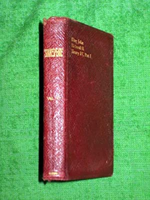 The Oxford Miniature Shakespeare The Complete Works of Shakespeare in Twelve Volumes. Volume V (5),...