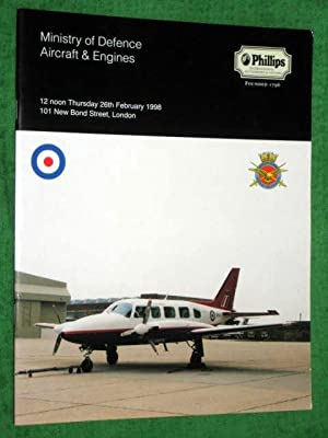 Ministry of Defence Aircraft and Engines. Phillips: Phillips,