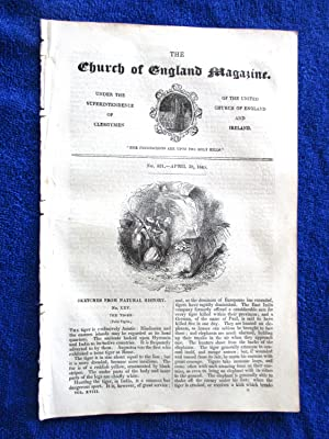The Church of England Magazine No 521,: Under the Superintendence