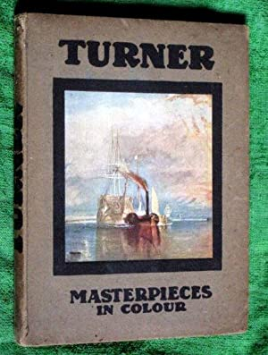 Masterpieces in Colour - TURNER.: Hare, T. Leman
