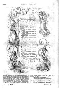 PM 825. The PENNY MAGAZINE of the Society for the Diffusion of Useful Knowledge. 1845 ( DANCING ...