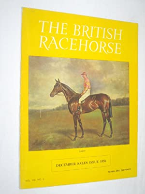 The British Racehorse. Vol VIII No 5 December Sales Issue 1956: Livingstone-Learmonth, David. (...