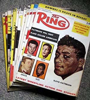 The Ring. British Edition. Complete Run of 12 Issues from Jan-Feb 1959 to Dec 1959 - Jan 1960. ...