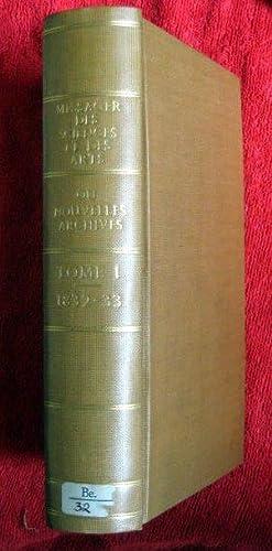 Messager des Sciences et des Arts de la Belgique, ou Nouvelles Archives Historiques, Litté...