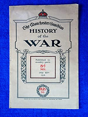 The Manchester Guardian History of the War,: Various.
