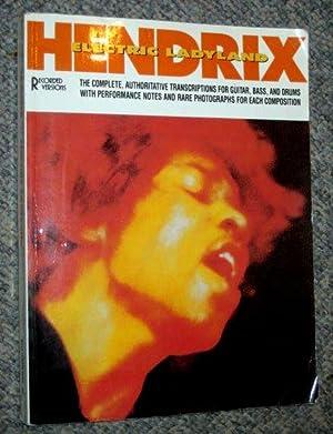 Hendrix, Electric Ladyland, The Complete, Authoritative Transcriptions: Hendrix, Jimi.