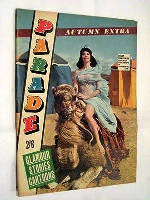 PARADE Magazine. AUTUMN EXTRA 1964, SUSAN HAMPSHIRE Cover.