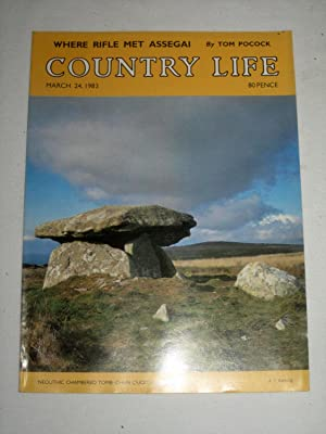 Country Life Magazine. 1983 March 24, Dr: Country Life.