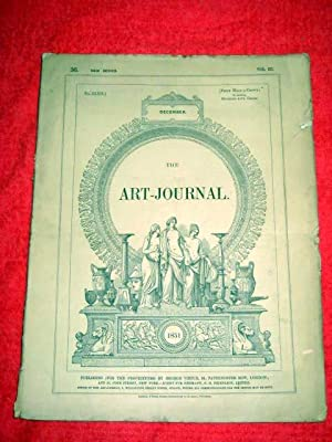 The Art-Journal. No CLXII, (162), December 1851.