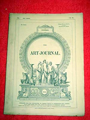 The Art-Journal. No CLXI, (161), November 1851.