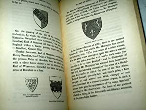The Pursuivant of Arms, or Heraldry Founded Upon Facts.: Planche, J. R.