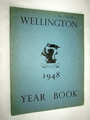 Wellington Year Book, 1948. ( Wellington College, Berkshire, UK Yearbook.): Wellington College,