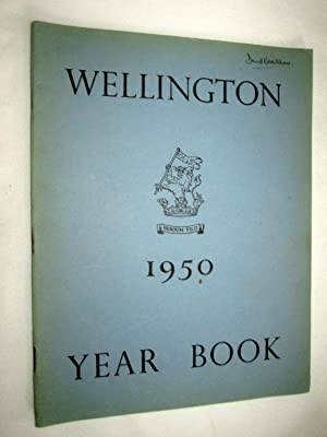 Wellington Year Book, 1950. ( Wellington College, Berkshire, UK Yearbook.): Wellington College,
