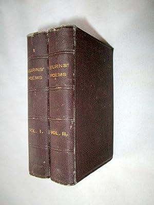 Poems of Robert Burns. With a Glossary.: Burns, Robert.