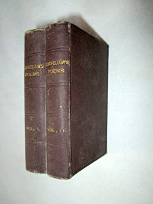 Poems of Longfellow. Selected from the Best: Longfellow, Henry Wadsworth.