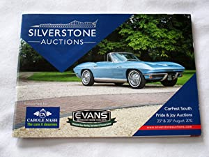 Silverstone Auctions. CarFest South Pride & Joy: Silverstone Auctions.