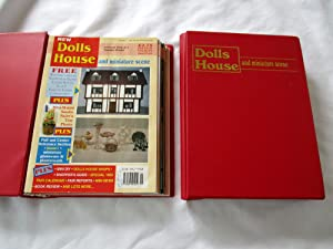 Dolls House and Miniature Scene, Complete Run from Issue 1 of Dec 1992 to No 60 of June 1999.: ...