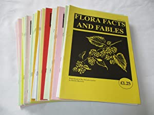 Flora , Facts and Fables. Magazine, Issue 1 to 36, Complete Run 1994 to 2003: Corne, Grace (ed), ...