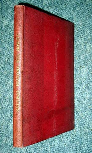 Mary Howitt's Illustrated Library for the Young. 1857. Bears. Monkeys. Butterflies & Moths...