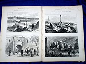 The Illustrated London News, 5 August 1882. War in Egypt, Alexandria.: The Illustrated London News,